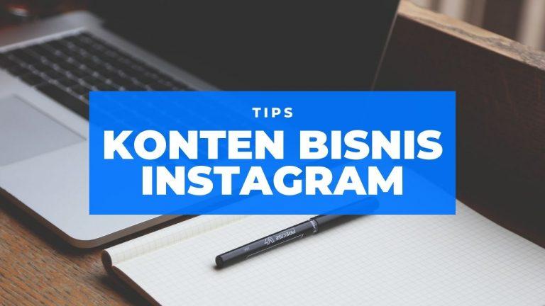 Tips Membuat Konten Bisnis
