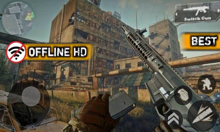 Permainan Tembak-Tembakan Offline